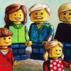 Allison's Lego Family Portrait